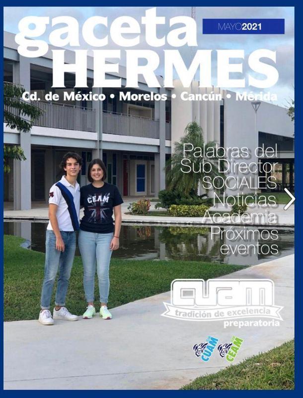 Gaceta Hermes mayo 2021