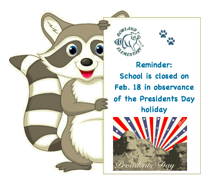 Presidents Day Holiday on Feb 18 Featured Photo