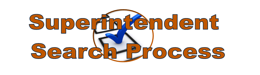 Superintendent Search Process