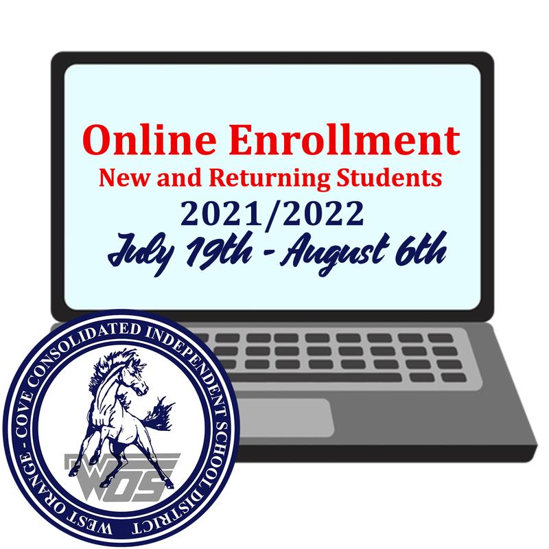 online registration July 19