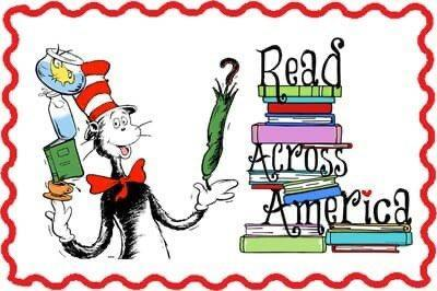 GTE Celebrates Read Across America Week March 1-5 Featured Photo