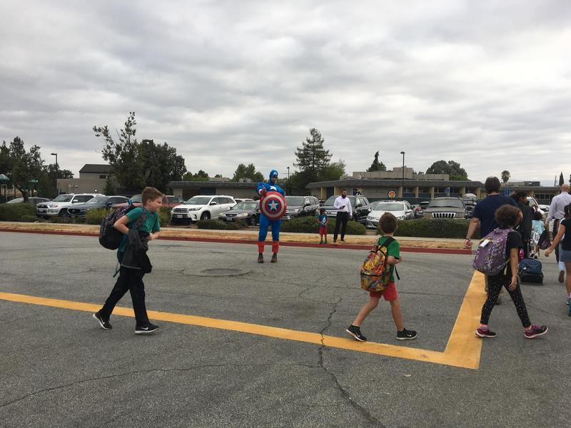 IT'S WALKATHON TIME! SHOW YOUR GRIZZLY POWER! Featured Photo