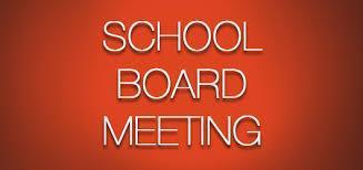May School Board Meetings Featured Photo