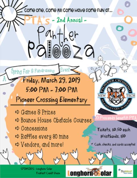 Panther Palooza! Thumbnail Image