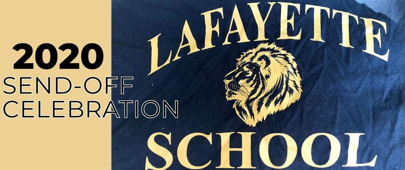Lafayette T-shirt with lion logo