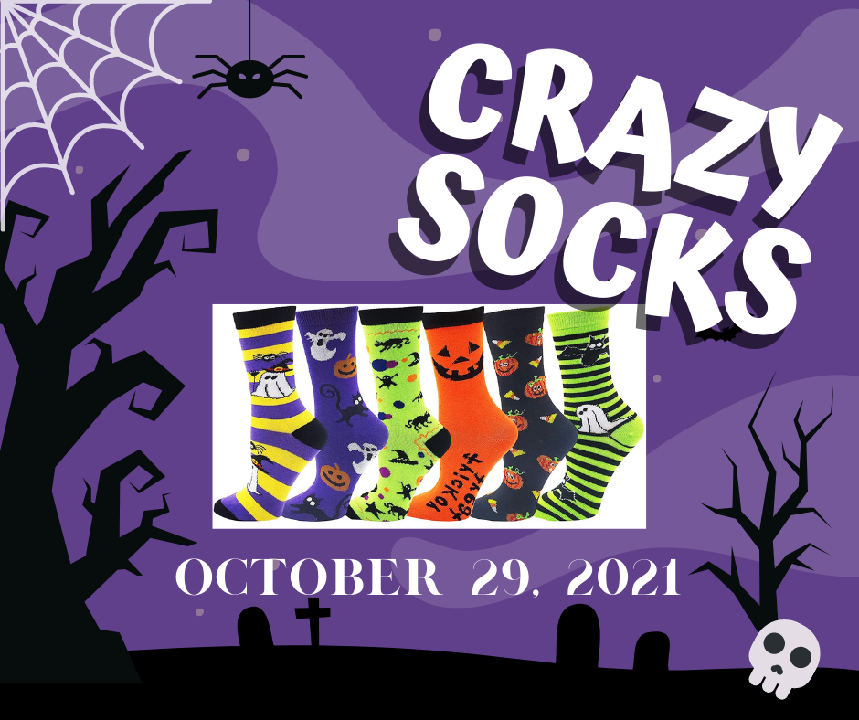 Crazy socks
