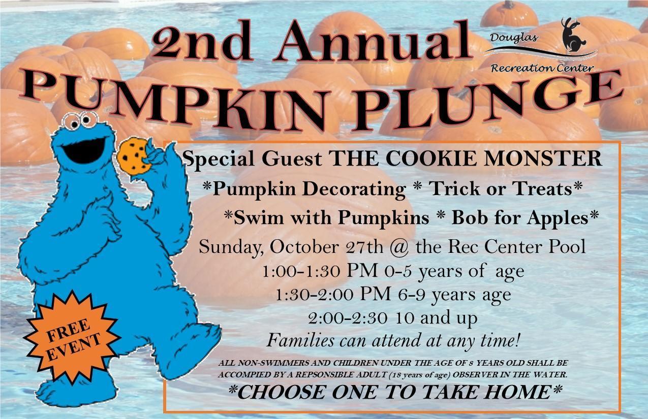 2nd Annual Pumpkin Plunge