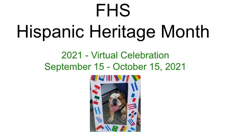 FHS Hispanic Heritage