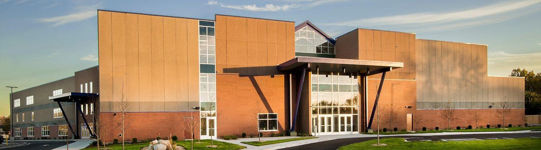 New Millennium Academy Building