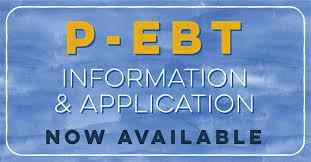 Reminder: Do you have questions about P-EBT?  Deadline extended to July 31, 2020 Featured Photo