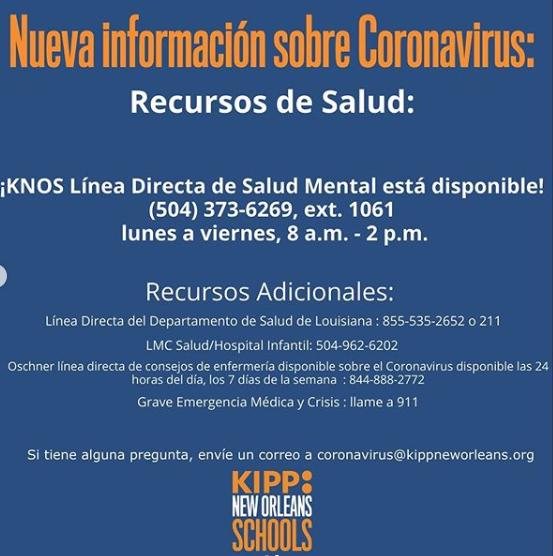 Mental Health - Spanish