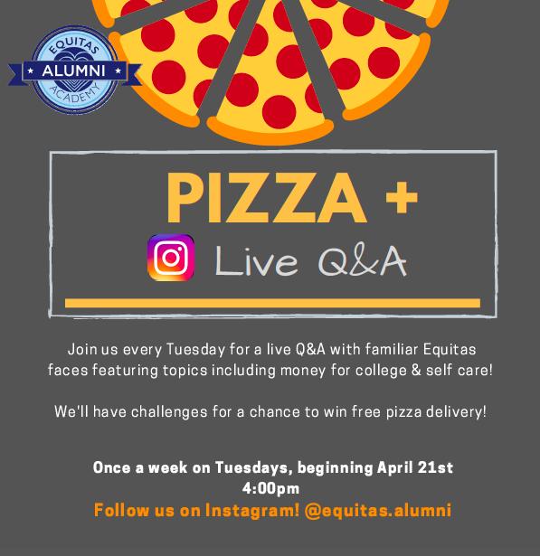 Pizza + Live