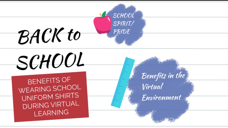GLCSD Virtual Learning- School Uniform Shirt Video Featured Photo