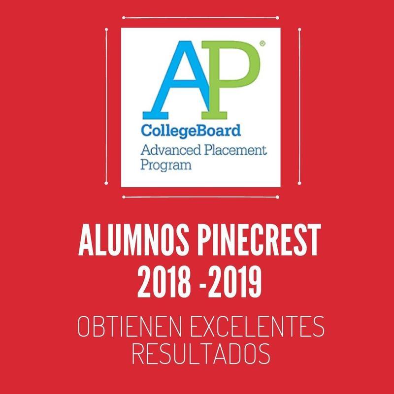 Nuestros alumnos obtienen excelentes resultados en AP Thumbnail Image