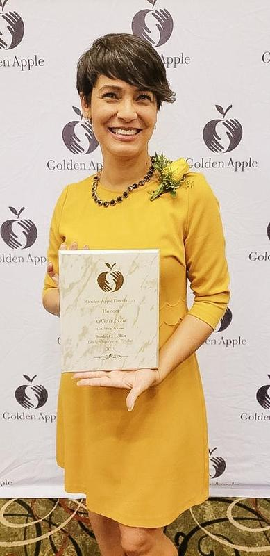 Golden Apple Award Finalist! Featured Photo