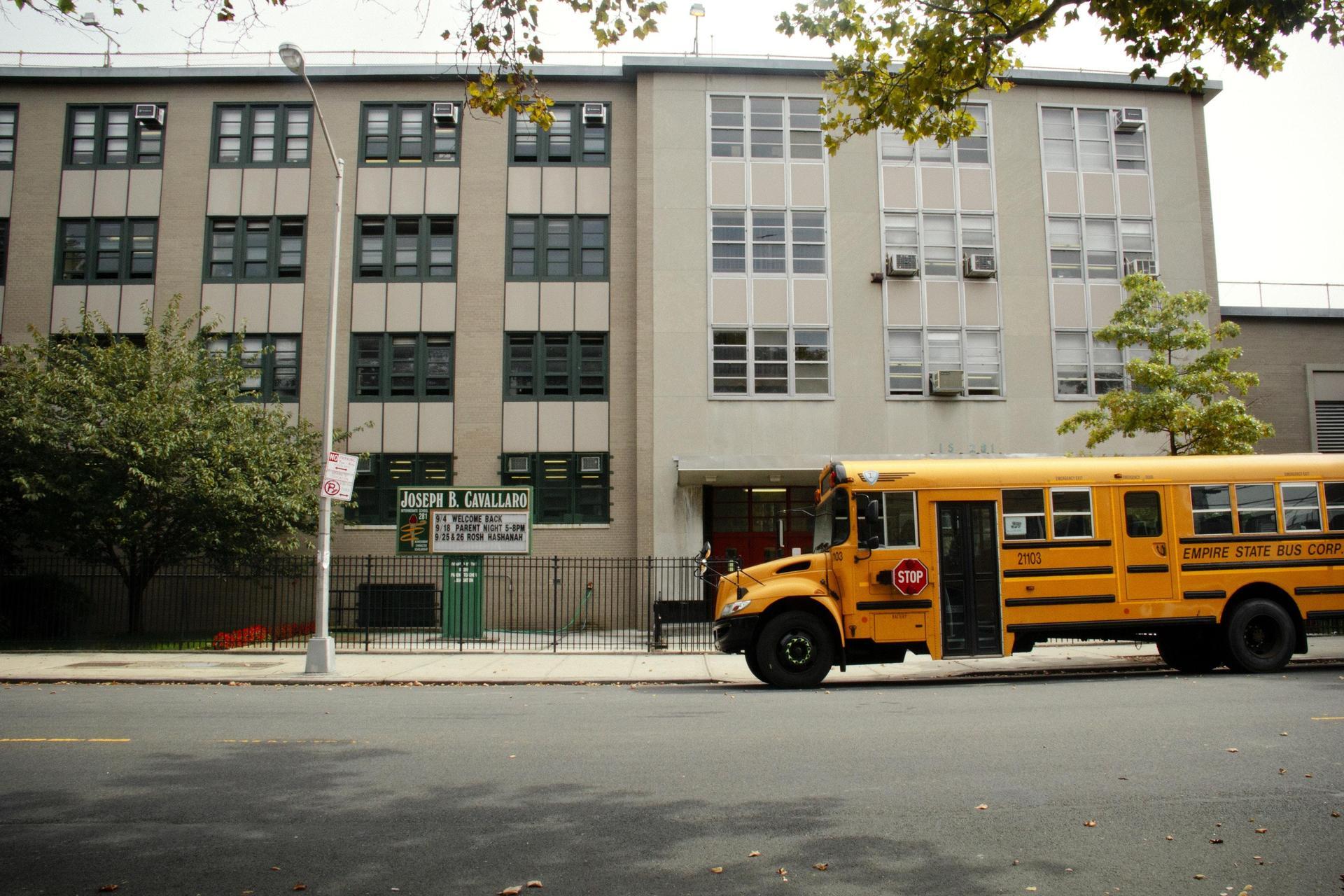 I.S. 281 Joseph B. Cavallaro Middle School
