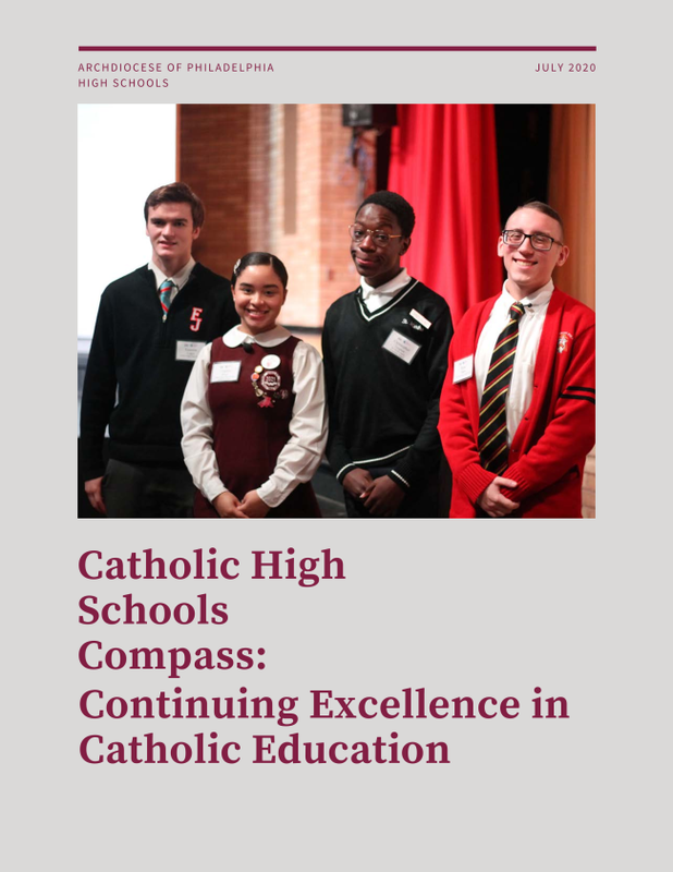 Archdiocese of Philadelphia - High School Reopening Plan - July 23, 2020 Featured Photo