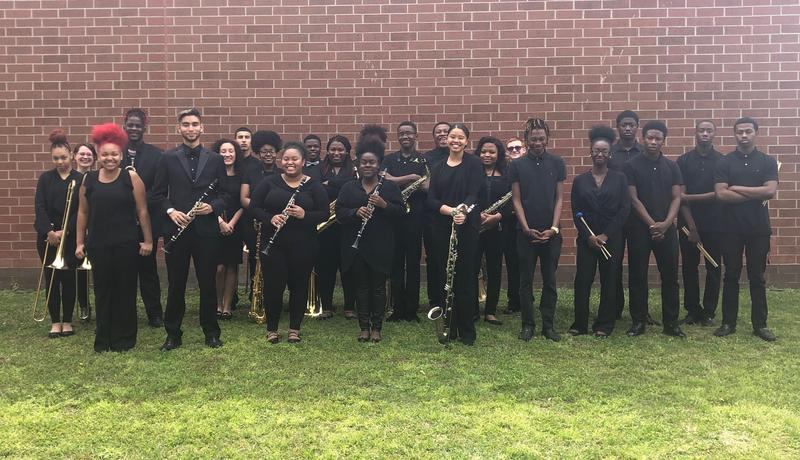 RHHS Honor Band Receives High Marks at State Concert Featured Photo
