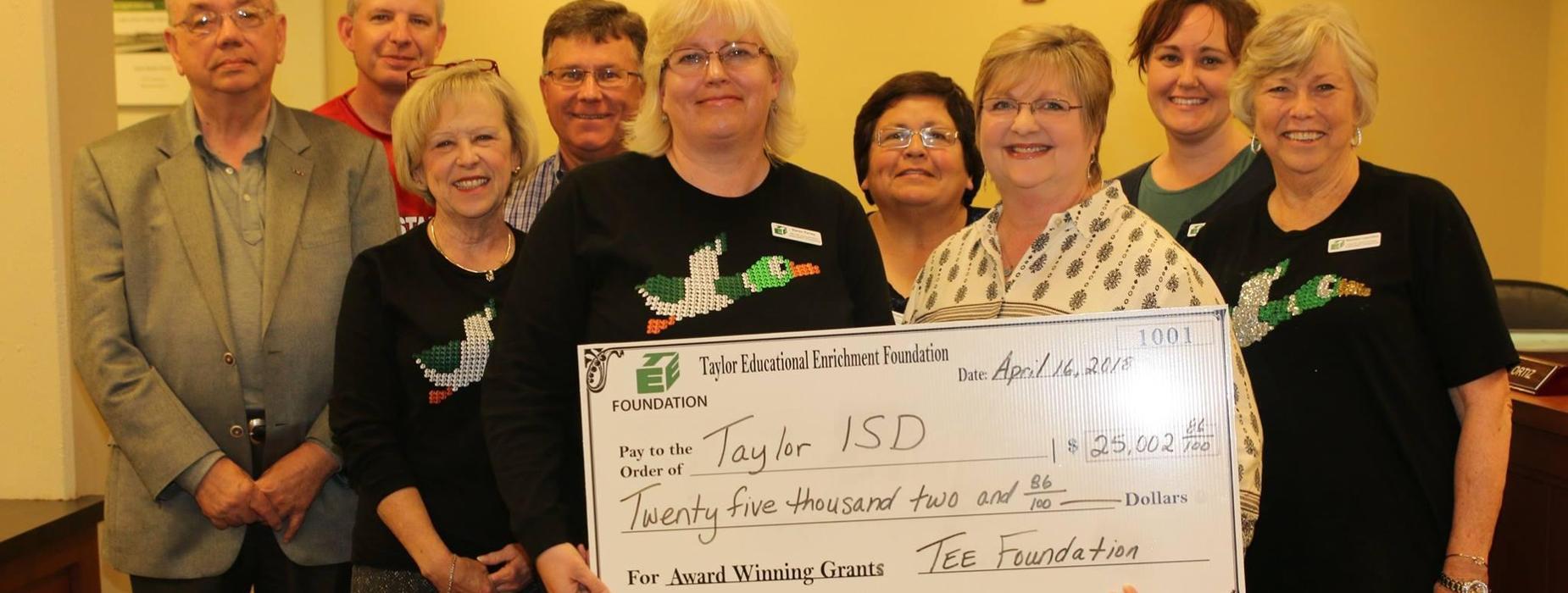 TEEF grants