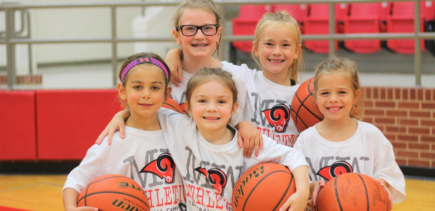 Lady Rams Basketball Camp