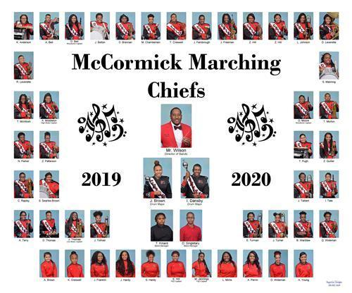 The Marching Chiefs Very First Composite Done by Superior Images!