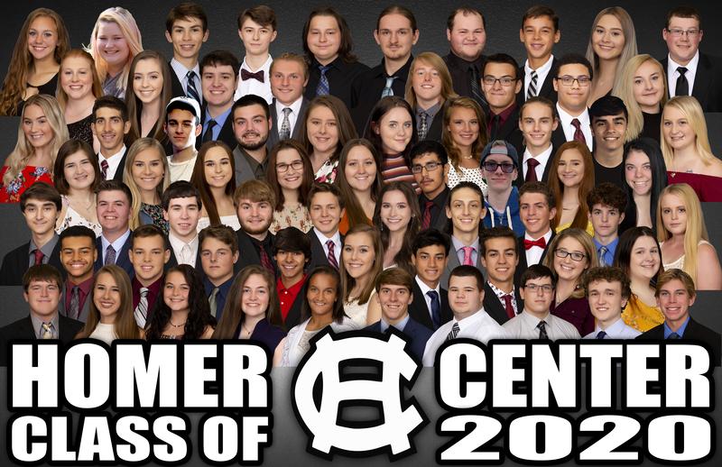 Homer-Center Class of 2020