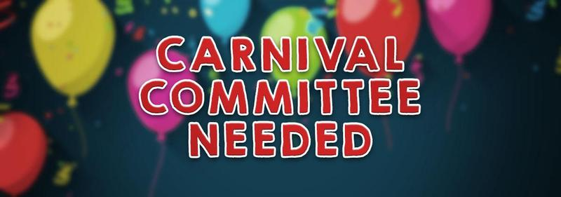 Carnival Committee Needed