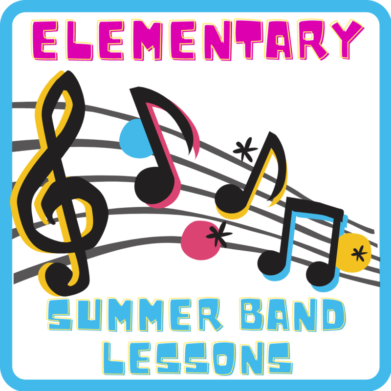 Summer Band Lessons