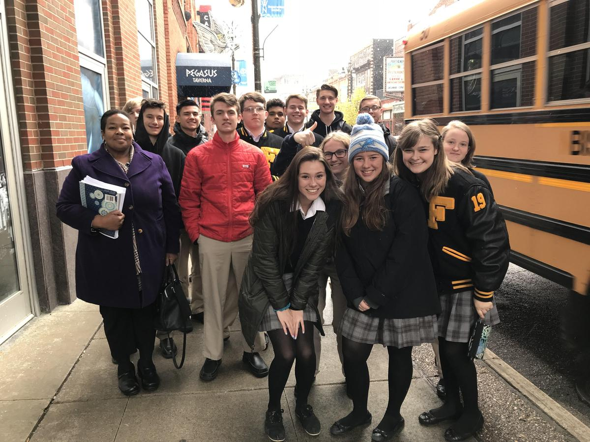 Future Ventures - Miscellaneous - Bishop Foley Catholic High School