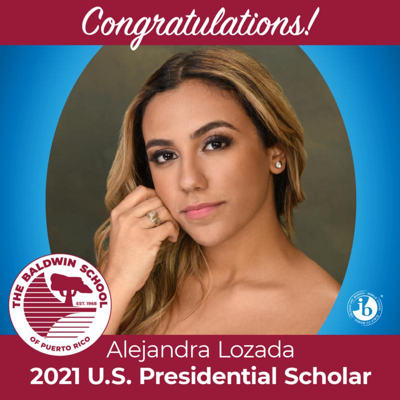 U.S. Presidential Scholar Featured Photo