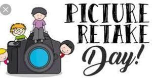 Picture Retake Day Coming Soon