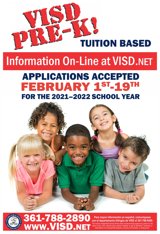 Tuition-Based Pre-K Applications Opening February 1st Thumbnail Image