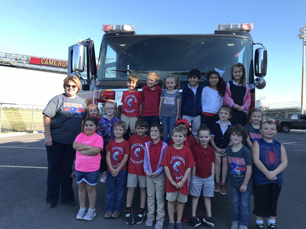 Elementary Fire Safety