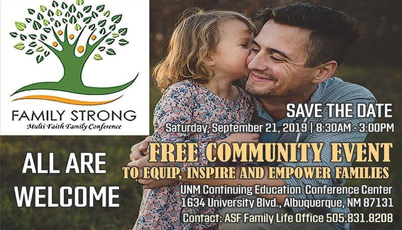 Family Strong Conference Featured Photo