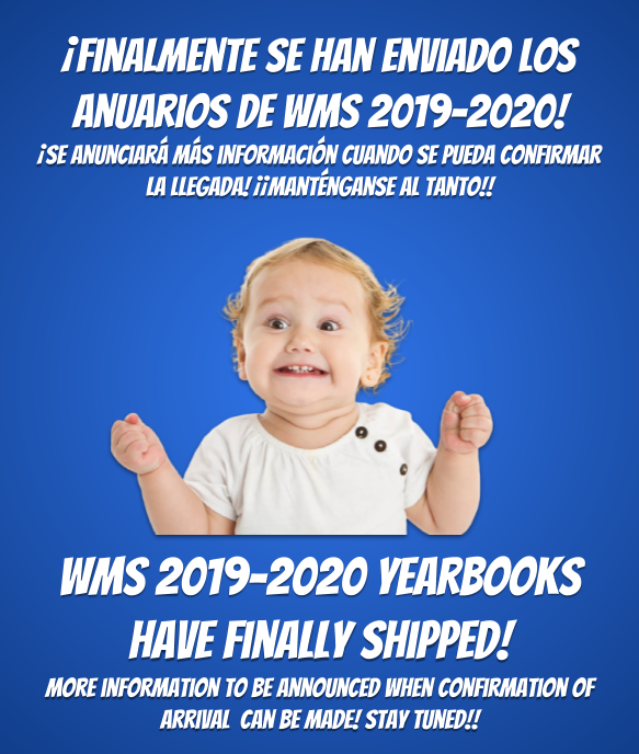 2020 Yearbook Announcement! Thumbnail Image