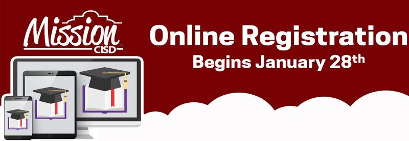 Online Registration begins January 28th Featured Photo