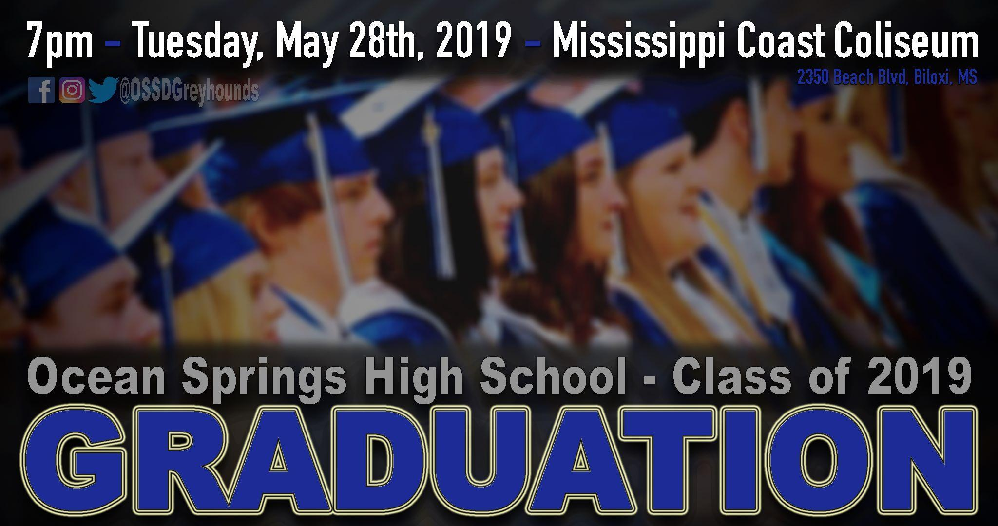 Information about OSHS graduation