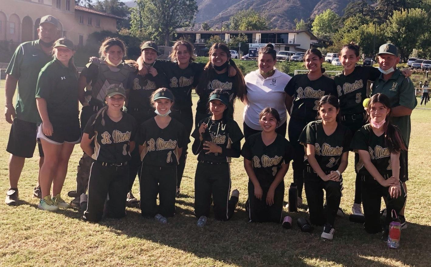 Mariner Softball Team is headed to the CIF Finals! Image