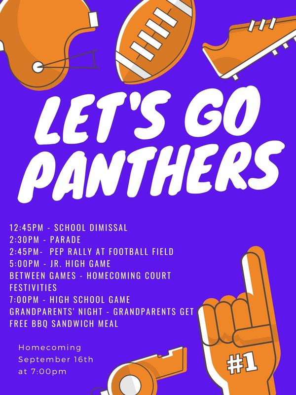 lets go panthers