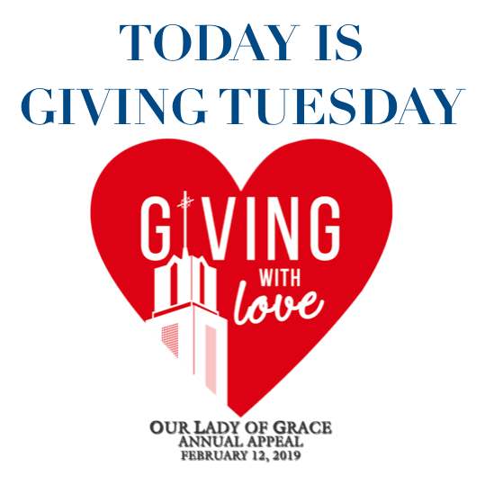 Giving Tuesday - Giving with Love! Featured Photo