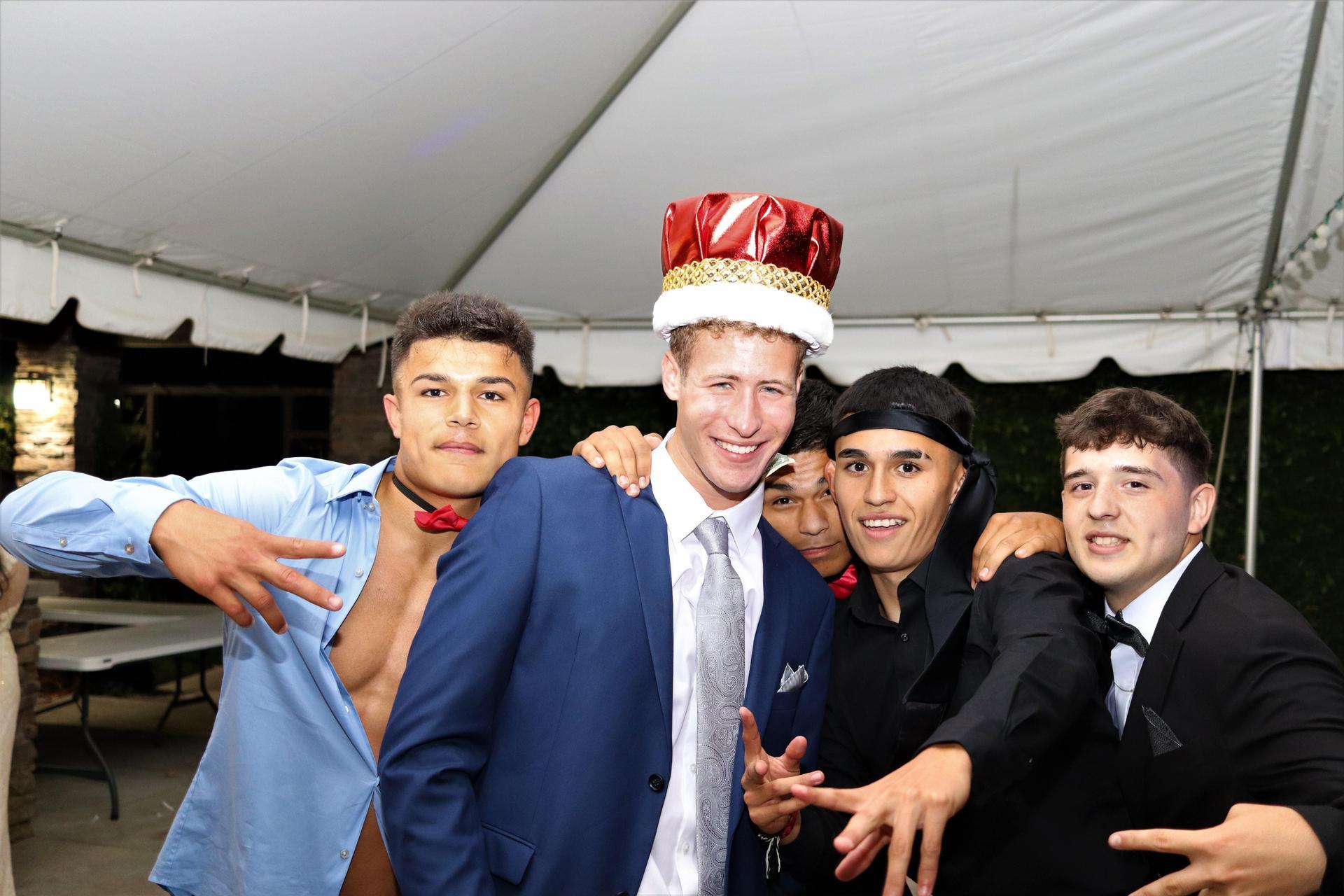 Prom King Jack Crawford