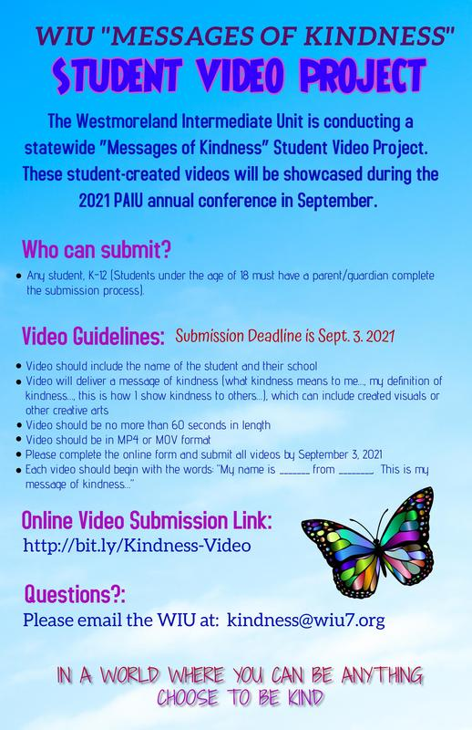 WIU Messages of Kindness