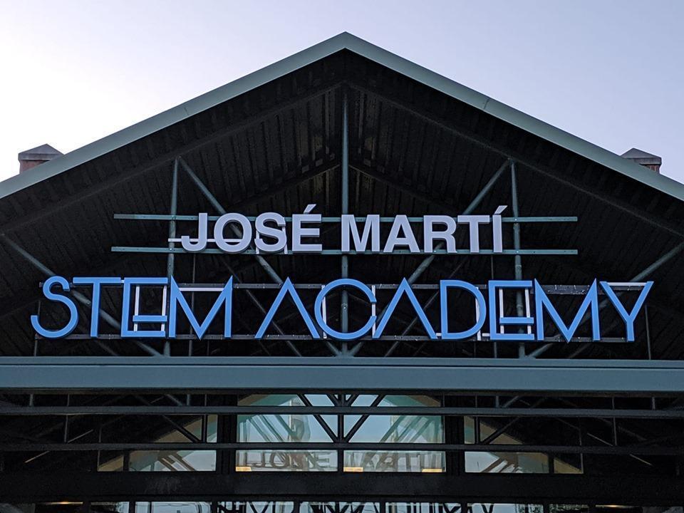 Jose Marti STEM Academy Marquii