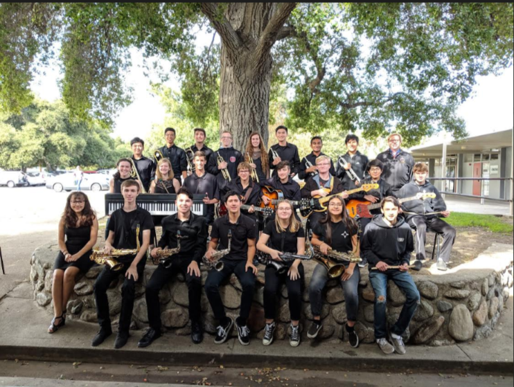 GHS Jazz Band at Esperanza Jazz Festival