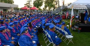 North Park Continuation High School held its commencement ceremony on May 30, honoring 135 graduates eager to begin college and careers.