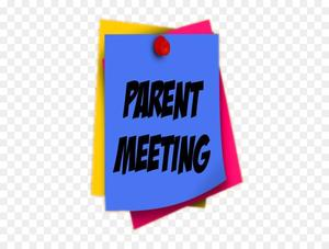Parent Meeting clipart picture