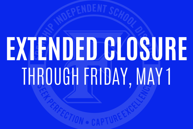 extended closure through may 1