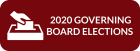 2020 Governing Board Elections