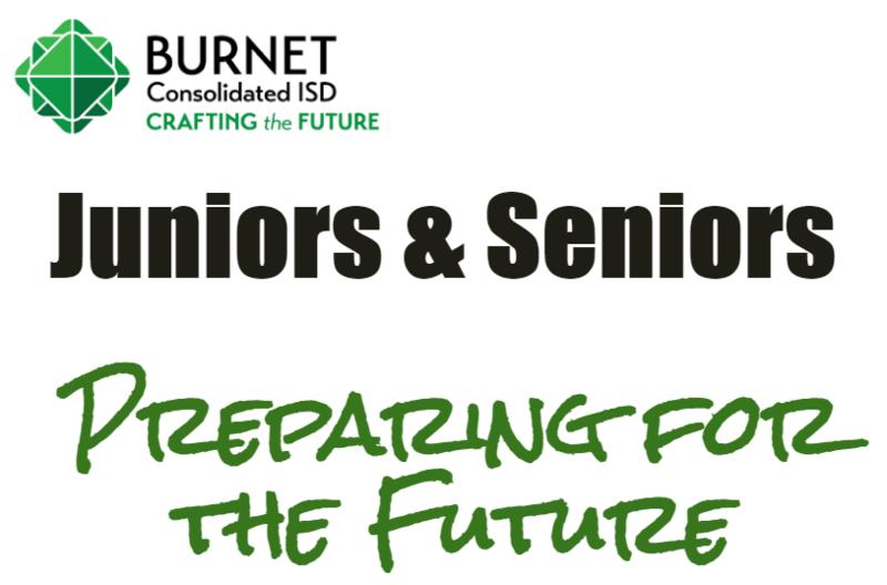 Junior/Senior Parent Information Featured Photo