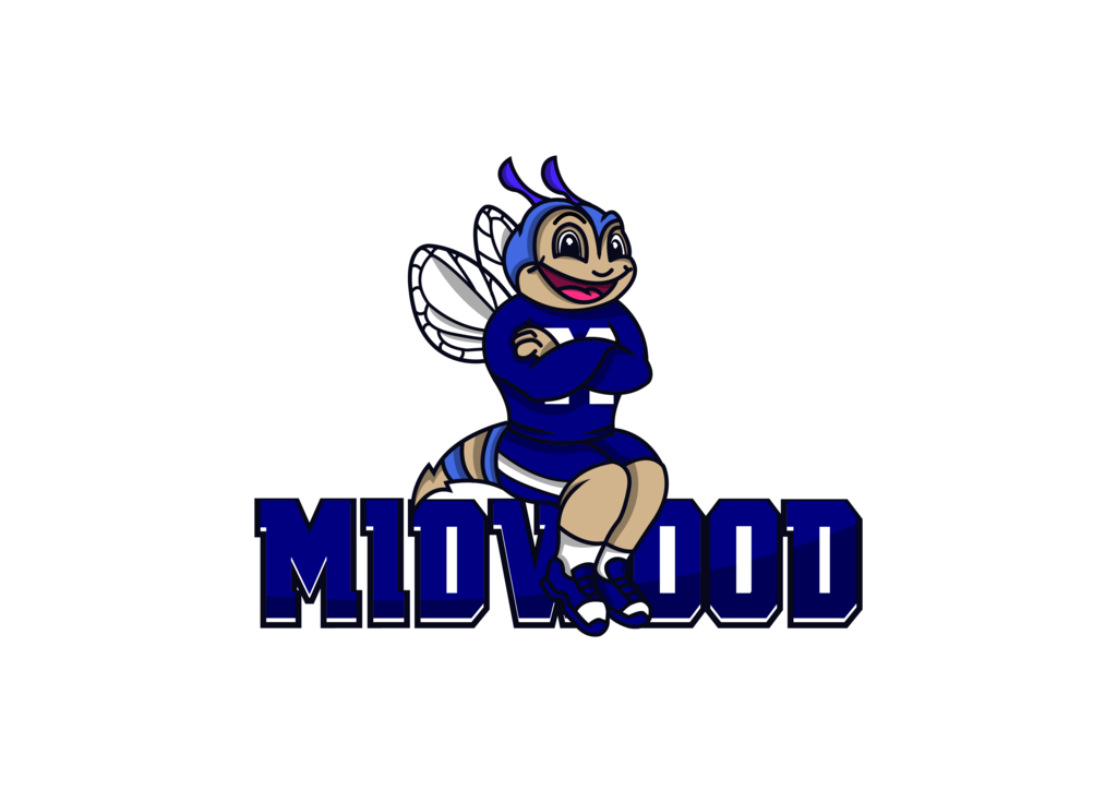 Midwood's Hornet Mascot